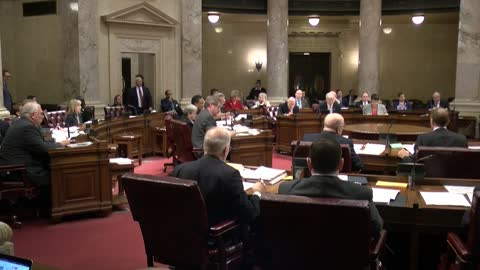 Wisconsin Senate approves Medicaid changes